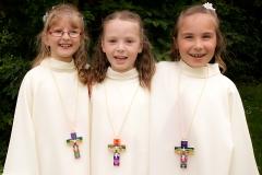 Erstkommunionkinder 2015