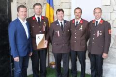 FF Mannsdorf Auszeichnungen 2016