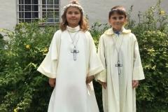 Erstkommunionkinder 2017