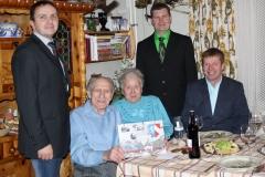 Wir gratulieren Herrn Josef Kohlrus zum 90. Geburtstag.