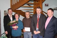 Wir gratulieren Anni und Josef Völker zur Goldenen Hochzeit.