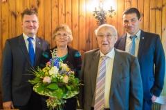 Wir gratulieren Rosa und Johann Juranitsch zur Diamantenen Hochzeit.