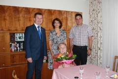 Wir gratulieren Frau Maria Macho zum 85. Geburtstag.