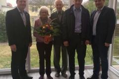 Wir gratulieren Herrn Josef Türk zum 80. Geburtstag.
