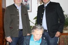 Wir gratulieren Frau Rosa Magoschitz zum 85. Geburtstag.