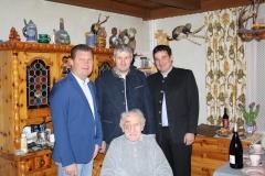 Wir gratulieren Herrn Josef Kohlrus zum 95. Geburtstag.