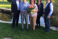 Goldene Hochzeit von Alois und Ingeborg Köpfel