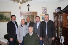Wir gratulieren Herrn Konrad Unger zum 85. Geburtstag!
