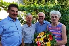 80. Geburtstag von Willibald Waranitsch