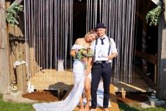 Hochzeit von Daniel und Alissia Frank