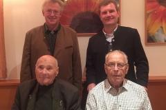 80. Geburtstag von Josef Leberbauer