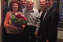 80. Geburtstag von Alois Köpfel